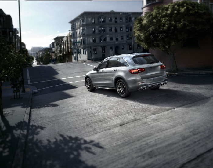 Be Green and Luxurious With the Mercedes-Benz GLC Plug-In