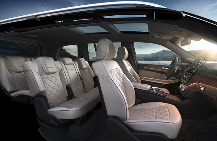 Suv With Third Row >> Which Mercedes Benz Suvs Have Third Row Seating Mercedes
