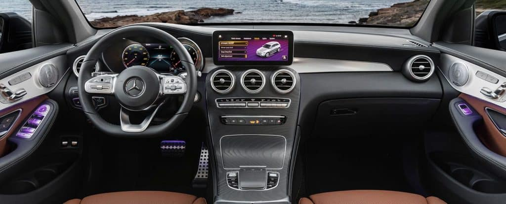 What's New In The 2020 Mercedes-Benz GLC SUV?   Mercedes