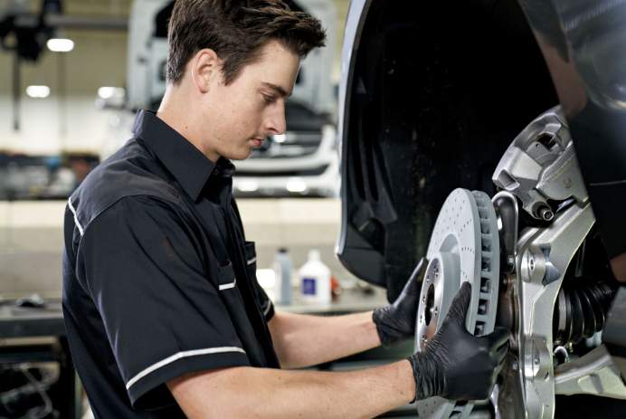 Brake Repair Services | Mercedes-Benz of Huntington
