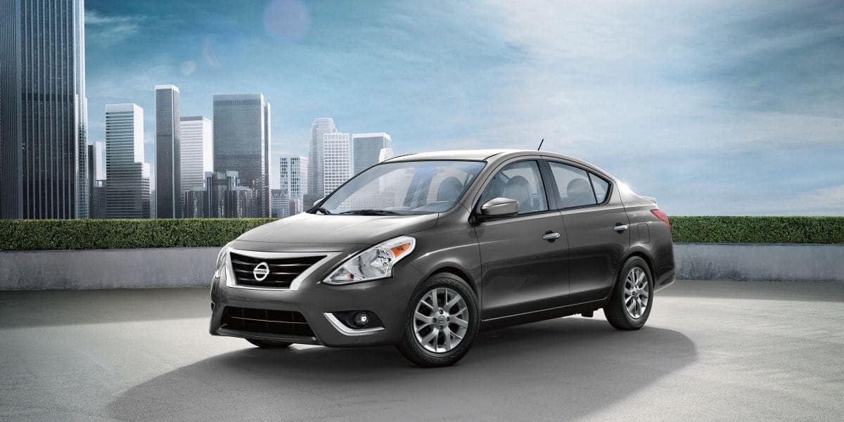 2019 Nissan Versa City Skyline