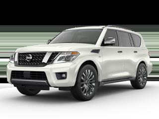 2020 Nissan Armada Deals