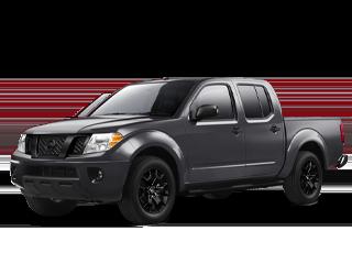 2020 Nissan Frontier Deals