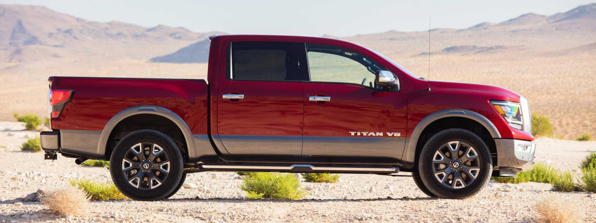 2020 NIssan Titan for sale in Los Angeles