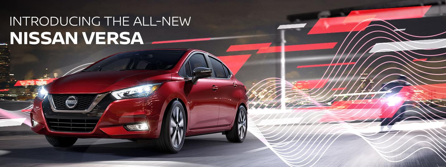 2020 NIssan Versa for sale in Los Angeles