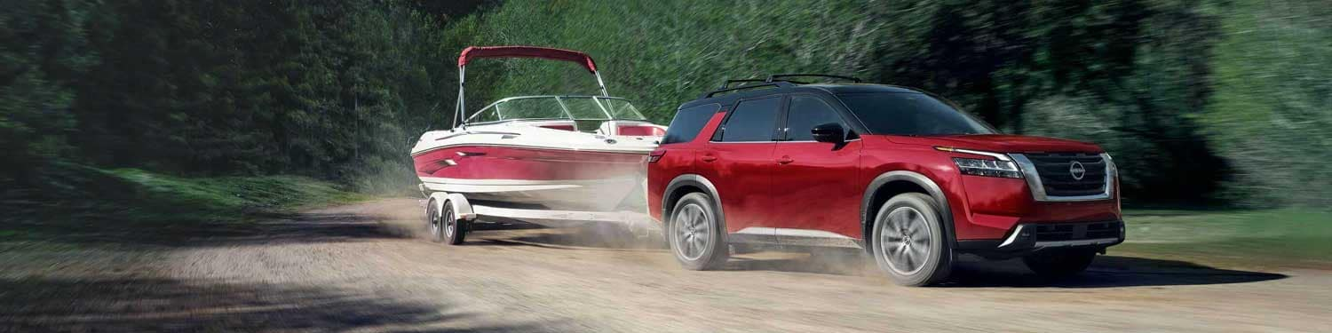 2022 Pathfinder Towing Guide