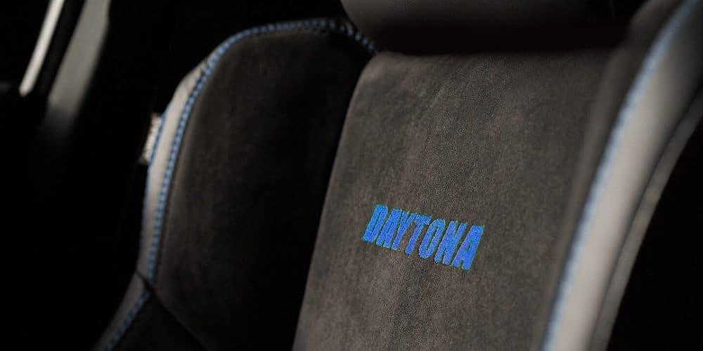 2020 Dodge Charger Daytona Stitching