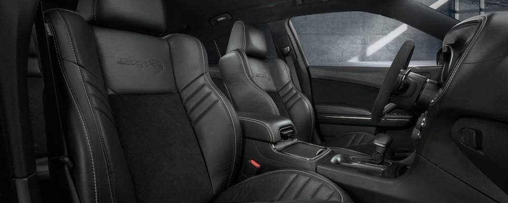 2020 Dodge Charger SRT Black Interior