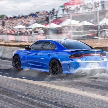 2020 Dodge Charger On Track