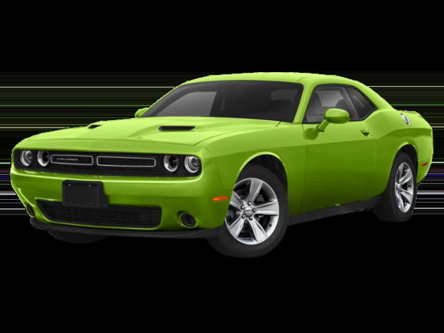 Green 2019 Dodge Challenger