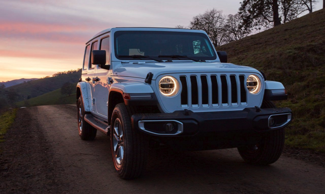 2020 Jeep Wrangler Configurations Nyle Maxwell Cdjr Of Castroville