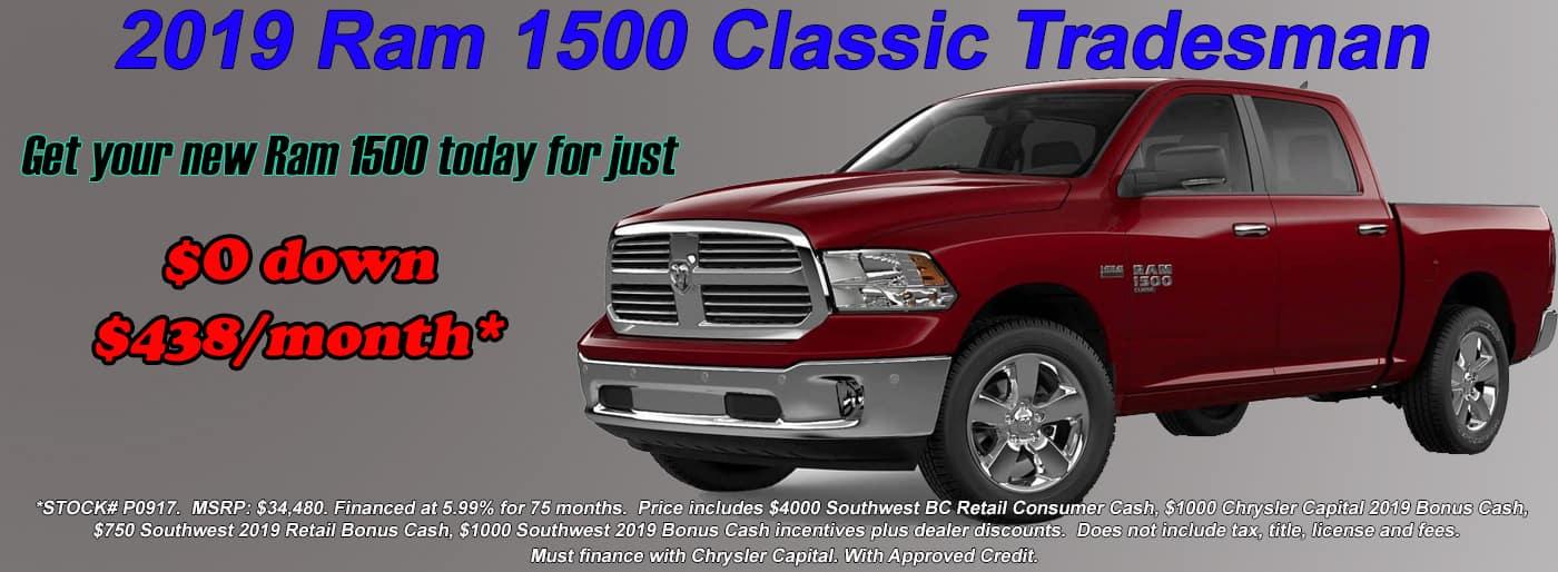 Ran 1500 Classic