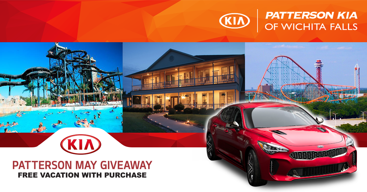 Purchase A New Kia In May