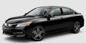 2017 Honda Accord Modern Steel Metallic