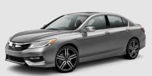2017 Honda Accord Lunar Silver Metallic