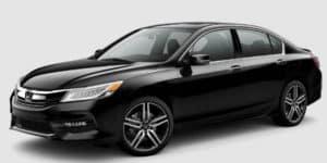 2017 Honda Accord in Crystal Black Pearl