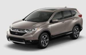 2017 CR-V Sandstorm Metallic