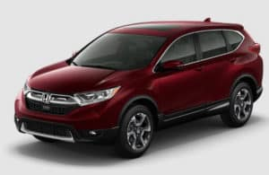 2019 CR-V Basque Red Pearl II