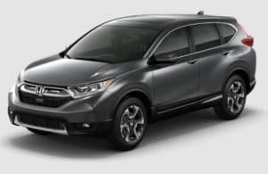 2017 CR-V Gunmetal Metallic