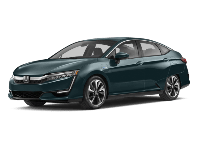 2018 Honda Clarity Plug-In Hybrid Sedan Angled