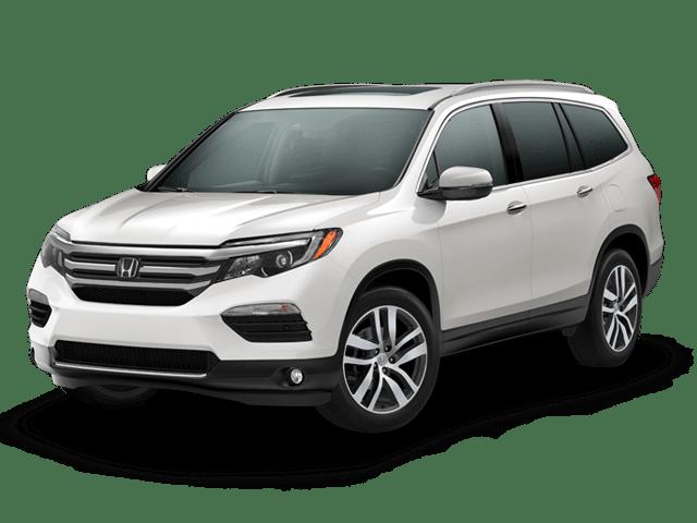 2018 Honda Pilot Angled