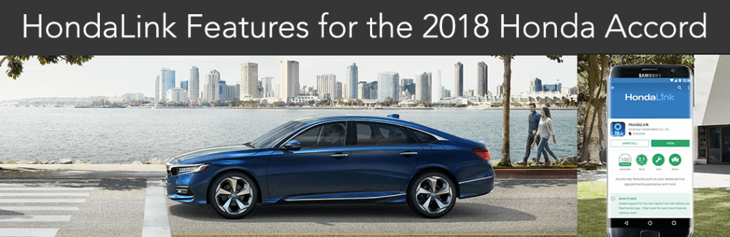 Owners Honda Com >> 2018 Honda Accord Hondalink Free Subscription Services Patty Peck