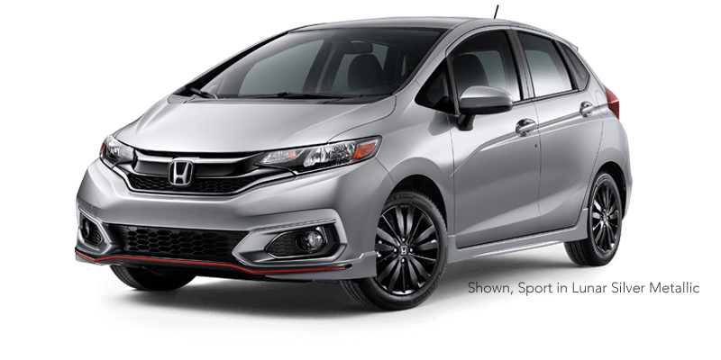 2019 Honda Fit Sport research Hero