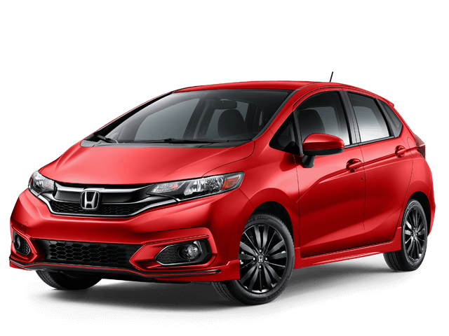 New 2018 Honda Fit Sport CVT