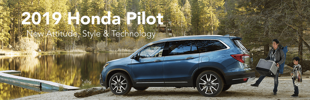 What is New for the 2019 Honda Pilot