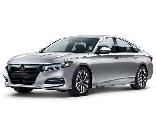 New 2019 Honda Accord Hybrid E-CVT