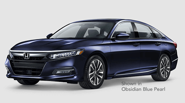 2018 Accord Hybrid EX Trim