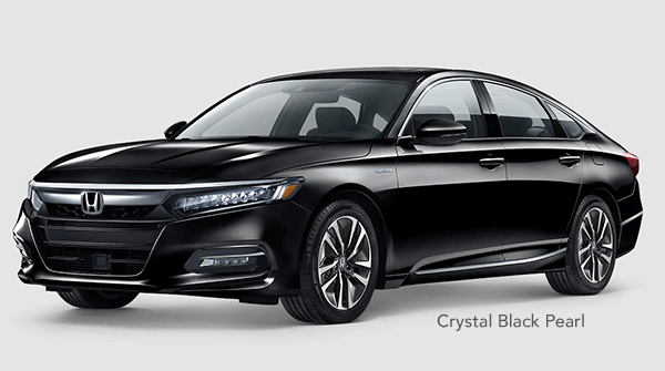 2018 Accord Hybrid touring