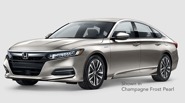 Compare 2018 Honda Accord Hybrid Trim Levels Ms Honda Dealer