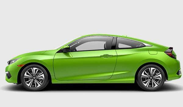 2018 Civic Coupe EX-T