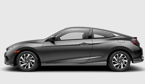 2018 Honda Civic LX P Coupe