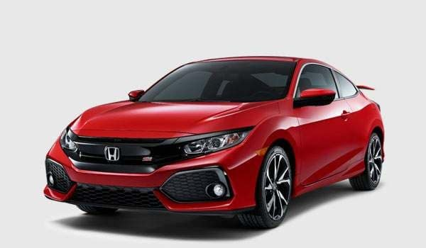 2018 Civic Coupe Si