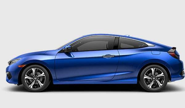 2018 Civic Coupe Touring