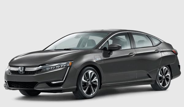 2018 Clarity Plug-In Hybrid trim comparison