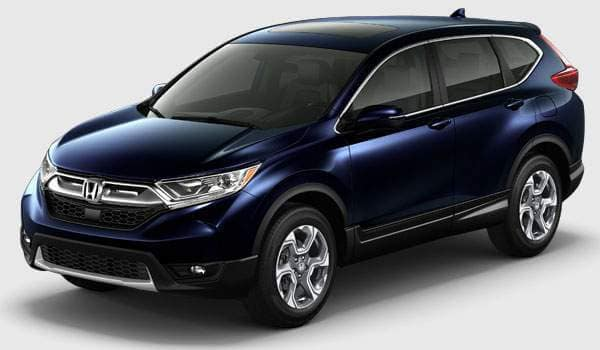 2018 Honda CR-V Trim Levels | CR-V Trims | Patty Peck Honda