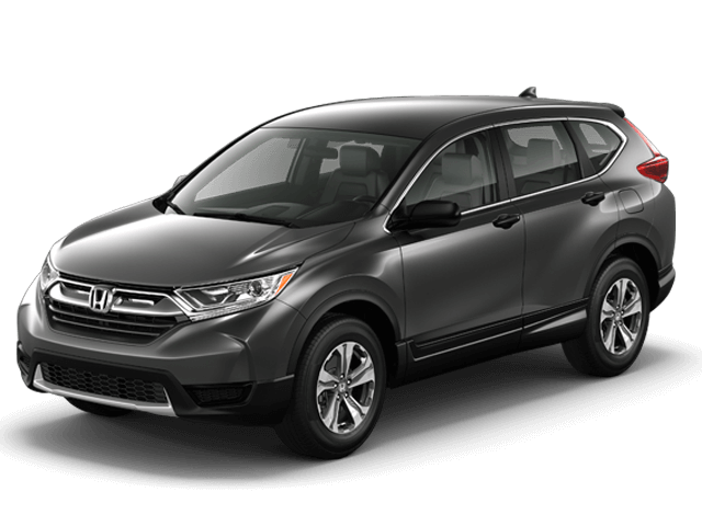 New 2018 Honda CR-V 2WD LX