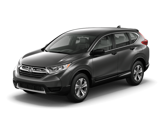 New 2018 Honda CR-V 2WD LX
