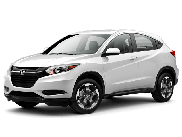 New 2018 Honda HR-V 2WD LX