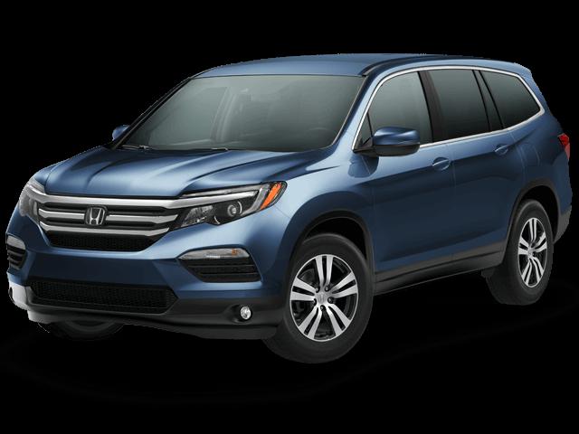 New 2018 Honda Pilot 2WD EX