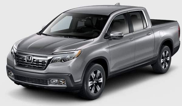 2018 Ridgeline RTL-T trim comparison