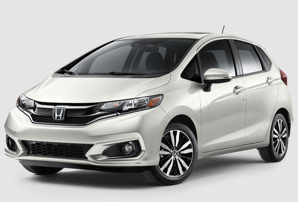 New 2019 Honda Fit Hatchback