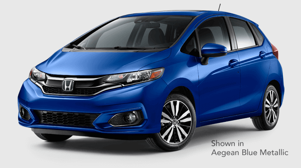 Compare 2020 Honda Fit Trim Levels Ms Honda Dealer