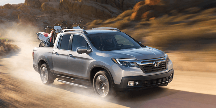 2019 Honda Ridgeline Research