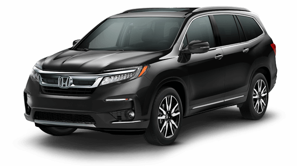 2019 Honda Pilot Elite trim comparison