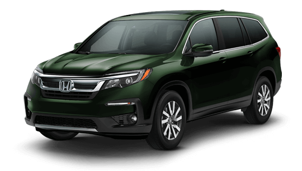 2020 Honda Pilot EX-L trim comparison