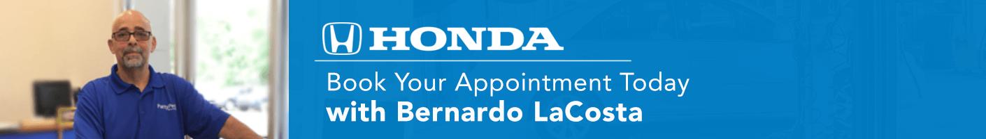 Bernardo LaCosta Schedule Service